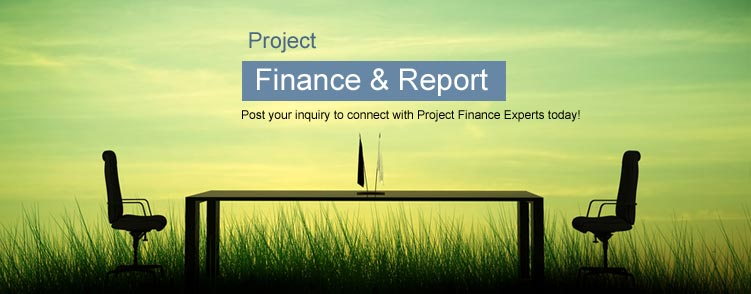 Project Finance Services in bangalore