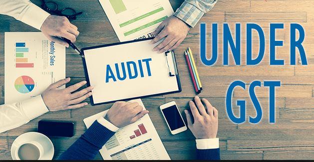Tax Audit Under GST