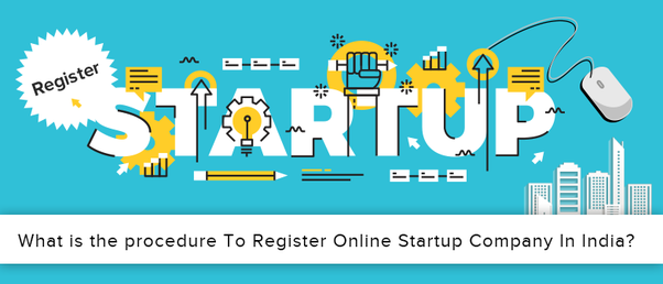 Startup registration Procedures