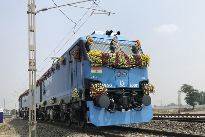 railway's game-changing freight corridor