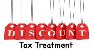 Discounts under GST Regime!