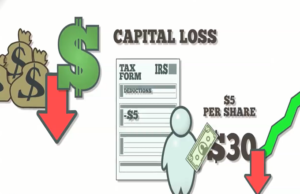 Capital Losses and Tax