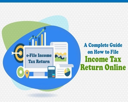 income tax filling form