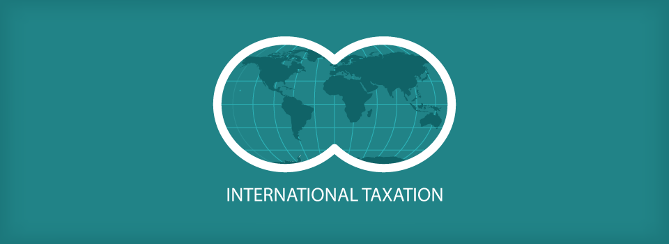 efiling Income tax - International Taxation- GST