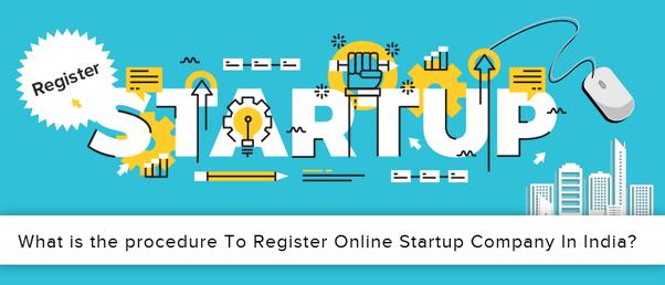 Startup registration Procedures