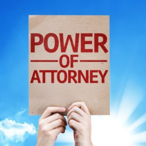 NO PROPERTY SALE ON POWER OF ATTORNEY