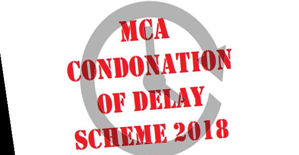 Last date of Condonation of Delay Scheme