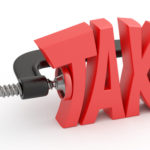 What is meant by tax elasticity?