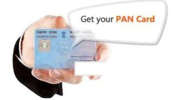 Pan Card Link