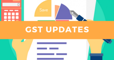 GST News and update