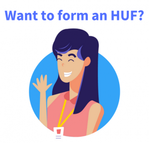 HUF Form