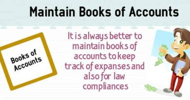 books of accounts
