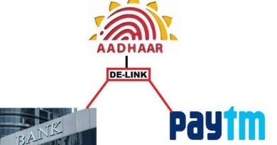 Delink Aadhaar From Bank Account And SIM Cards