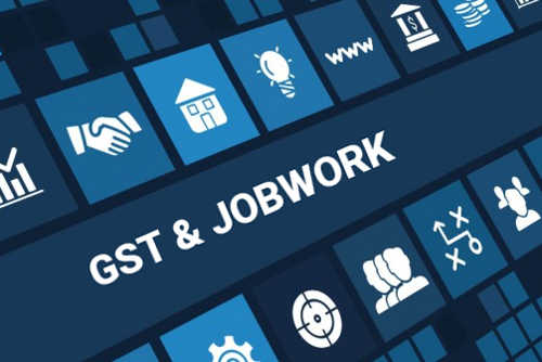 GST on back-end IT services