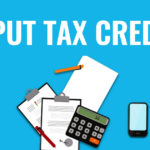 Conditions made to claim Input tax credit