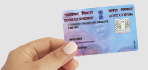 How GST to be connected with PAN card?