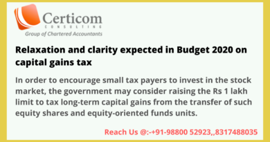chartered accountant in bangalore,capital gains