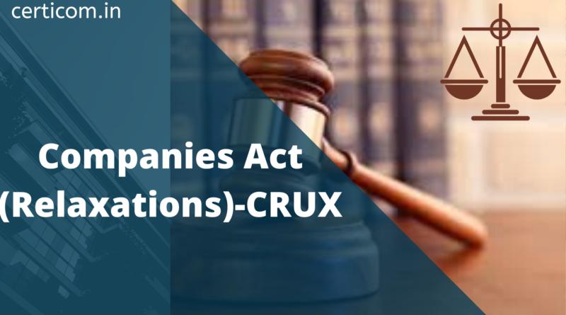 Companies Act
