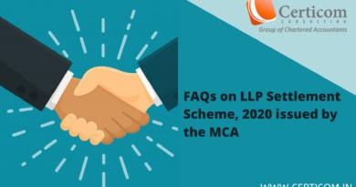 faqs LLP settlement scheme