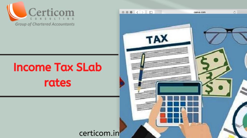 tax slab rates