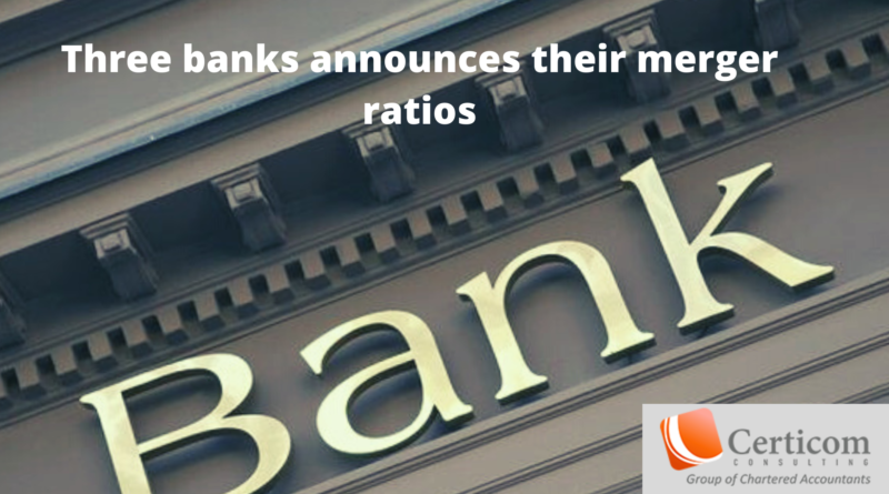 Banks merger ratio